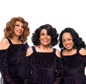 THE FORMER LADIES OF THE SUPREMES