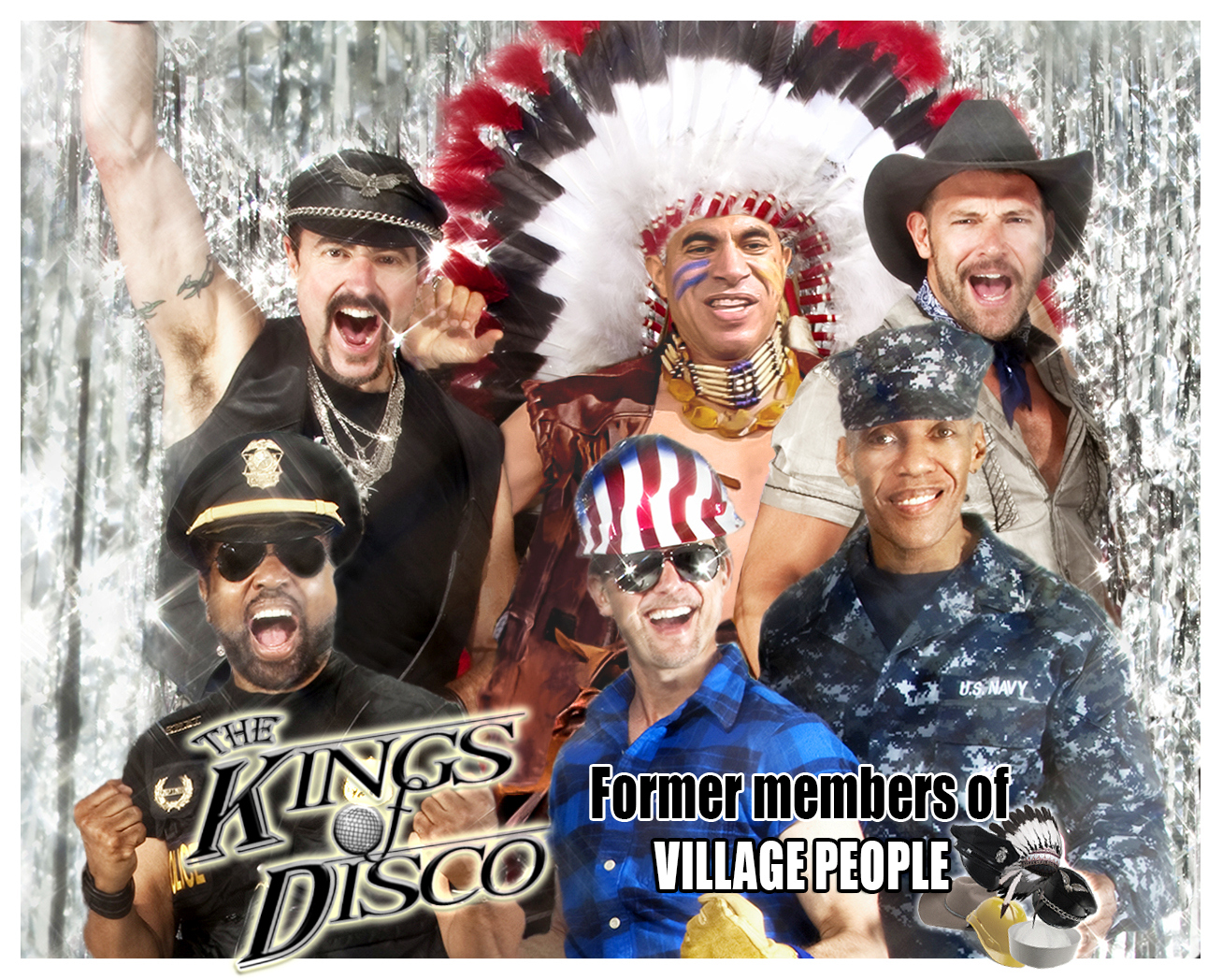 THE KINGS OF DISCO
